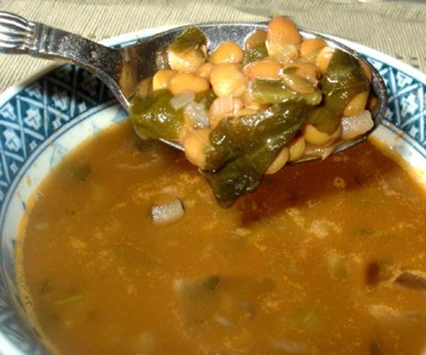 soupe libanaise aux lentilles