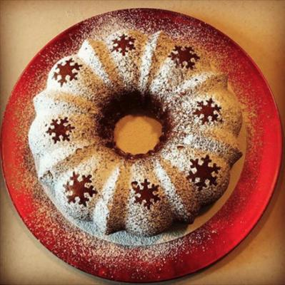 gâteau au limoncello