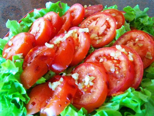 salade de tomates d'afrique du sud