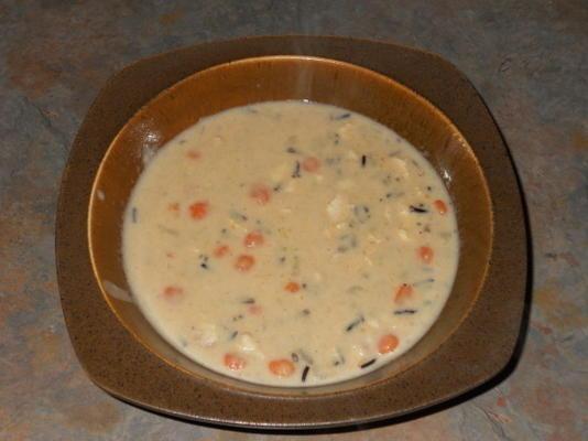 soupe au poulet et riz sauvage minnesota