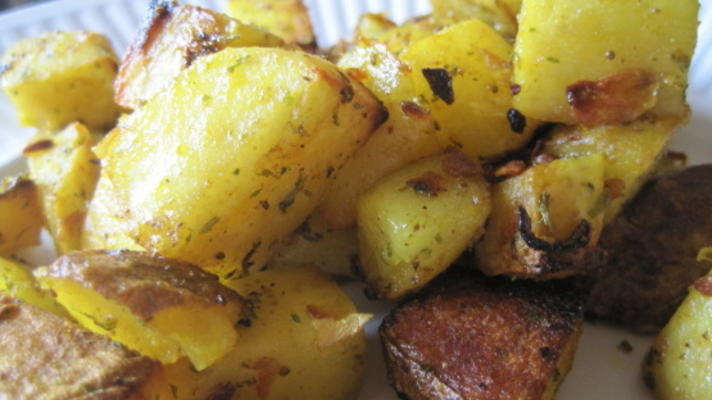 idaho rôti et patates douces