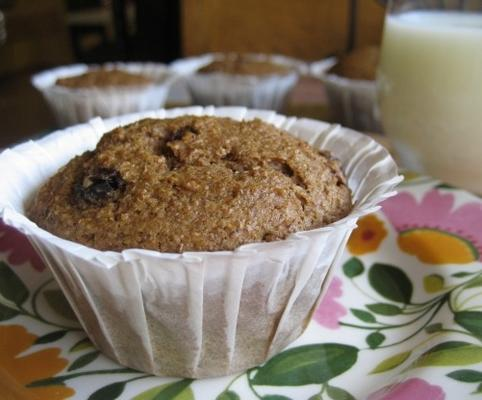 meilleurs muffins au son