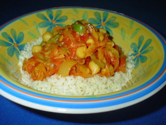 ragoût de légumes tunisien