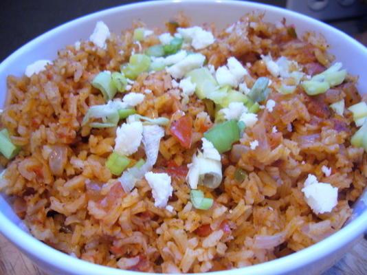 riz de cuisine tijuana