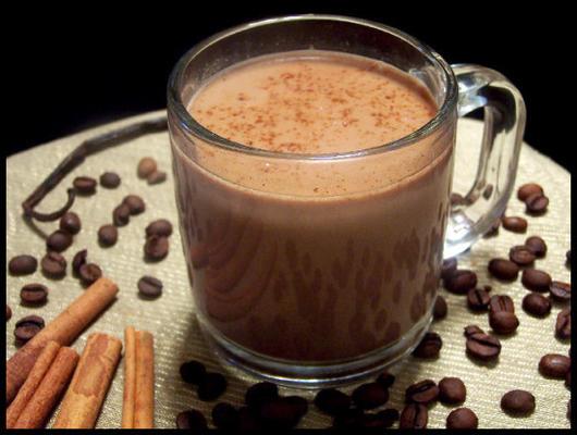 chocolat chaud mexicain épicé chaud facile