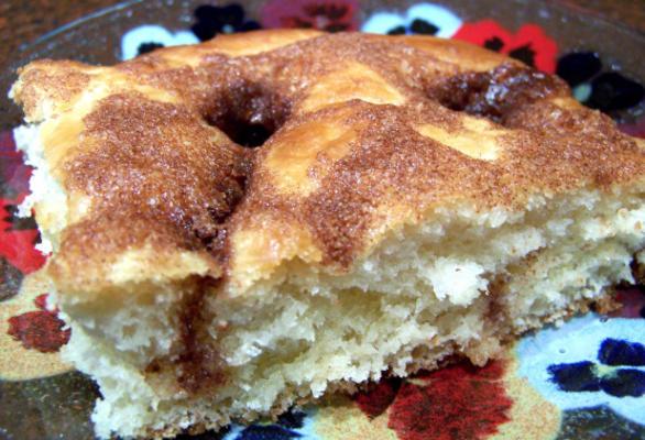 machine à pain gâteau au sucre morave