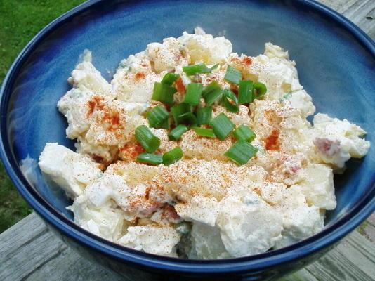 salade de pommes de terre deviled
