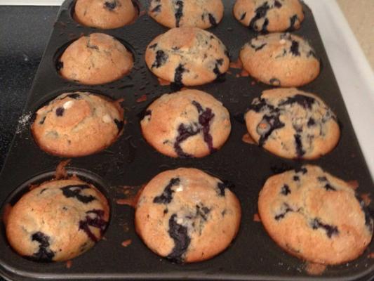 les meilleurs muffins aux bleuets