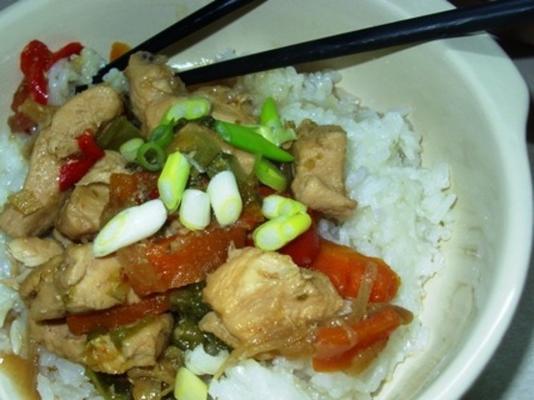 le poulet shoyu d'eiko