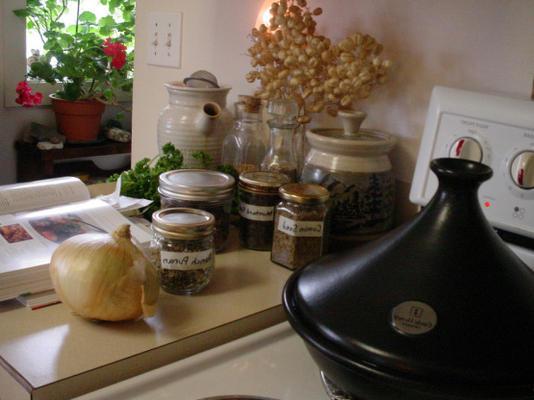 harira sans viande (une soupe marocaine)