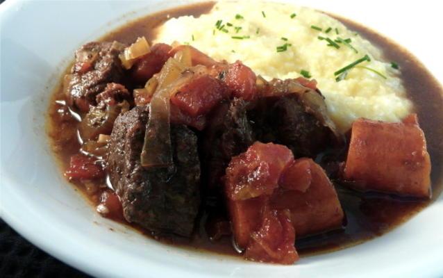 steak slowcooker saucy