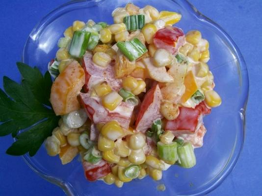 salade de maïs de nancy