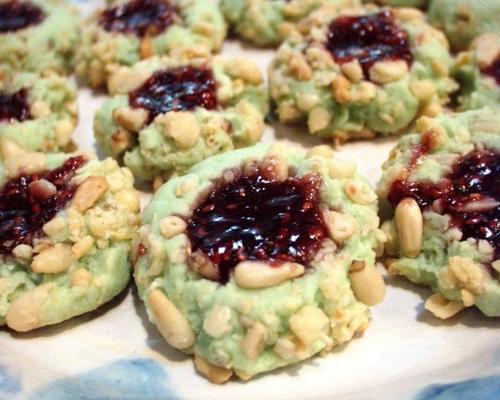 biscuits bijou de citron vert