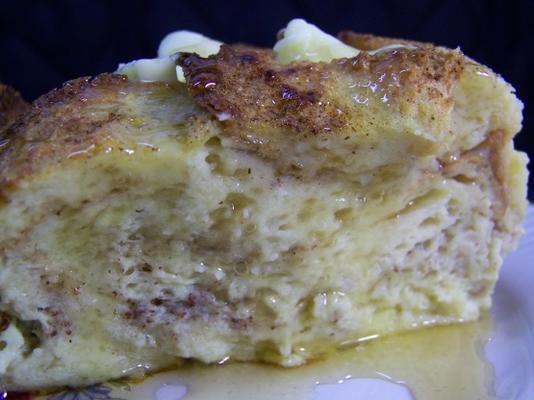 pain perdu cuit au four - pur et simple