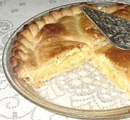 tarte double (ou deux) au citron