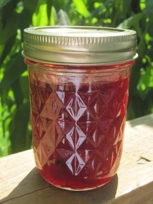 confiture de fraises essence de provence