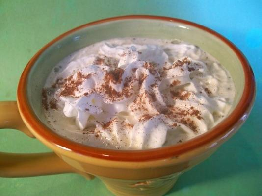 café épicé à la cannelle