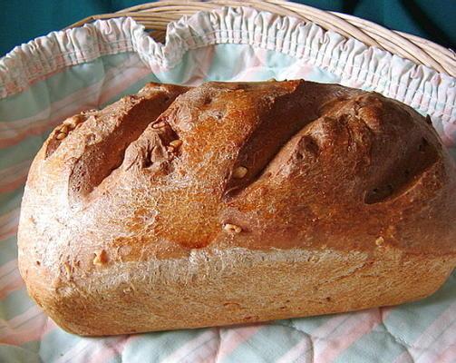 pain sarrasin à la cannelle