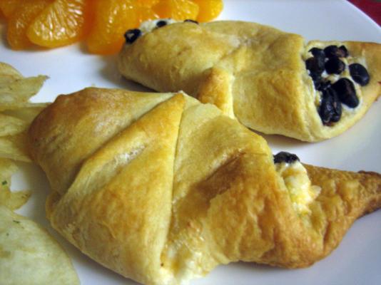 croissants au jambon et au fromage - tout comme sara lee - copycat
