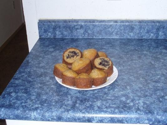bon muffins aux baies