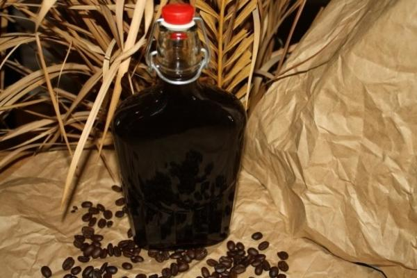 liqueur aromatisée au café