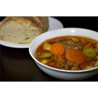 soupe italienne de venaison