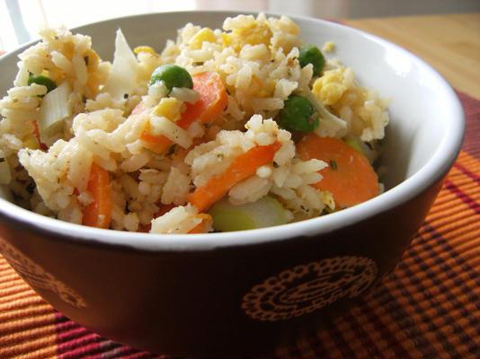 riz non frit