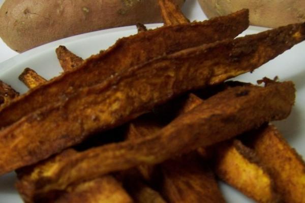 frites de patate douce ww 2pts