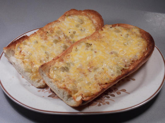 pain chili au fromage