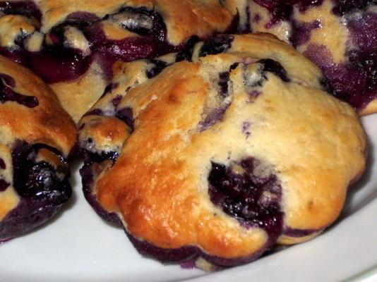 muffins jumeaux de montagne