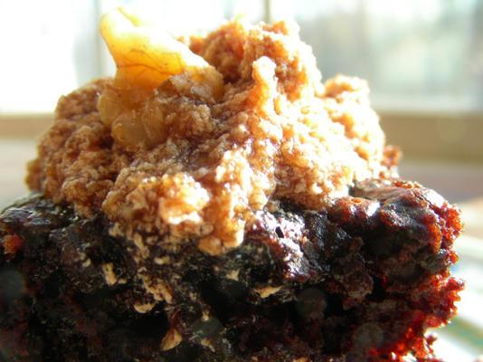 garniture moka à la noix de coco (végétalienne)