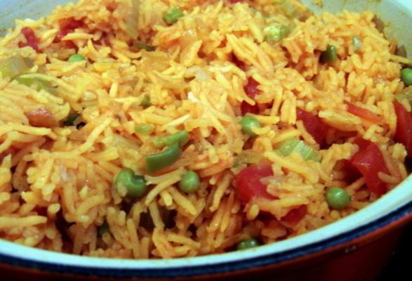 riz espagnol de vicki