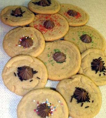 excellents biscuits au beurre d'arachide