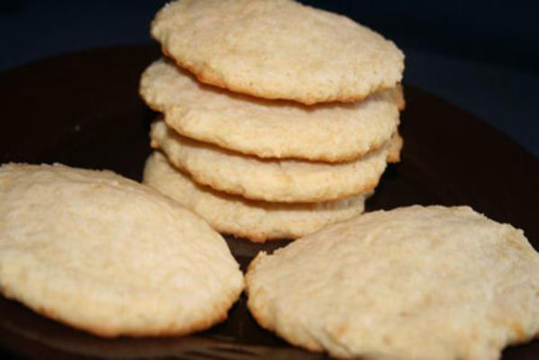 gros biscuits au sucre