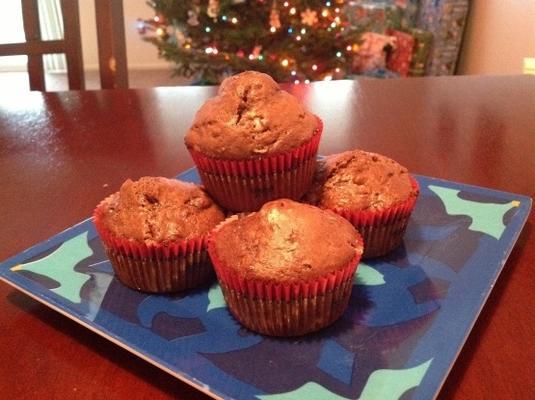 muffins croquants au cappuccino