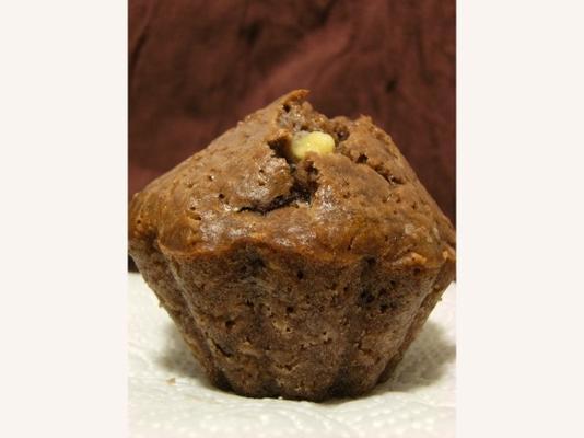muffins au triple chocolat