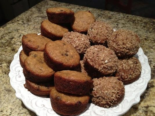 restes de muffins aux flocons d'avoine parfaits