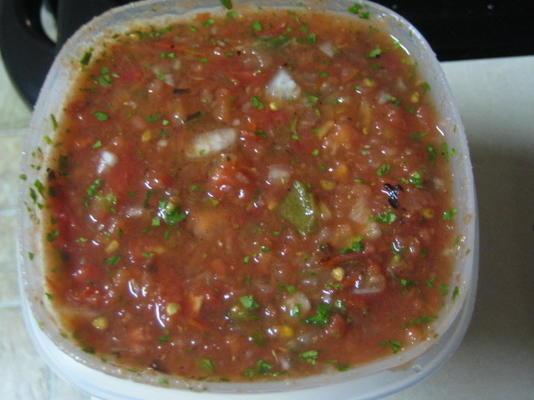 salsa de pappasito