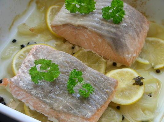 souper spécial saumon