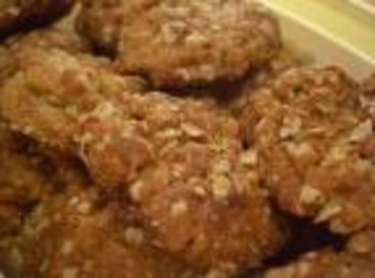 biscuits anzac aux noix