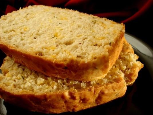 pain au fromage bière aux herbes