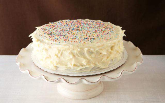 le meilleur gâteau au vinilla au monde