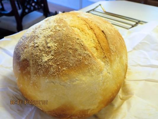 pain maison croustillant - avec des variations