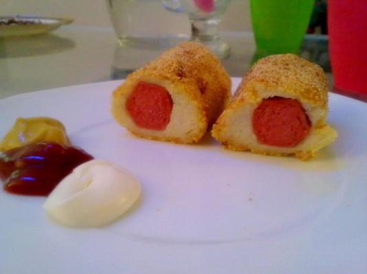 rouleau de hot-dog