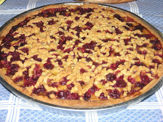 tarte croate aux cerises