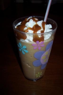 frappe café cappuccino caramel mr