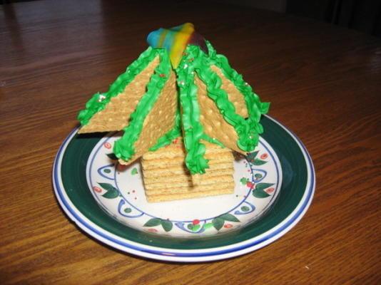 graham biscuit décoration d'arbre de noël