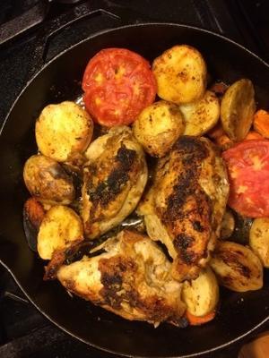 poulet grillé de cecily brownstone