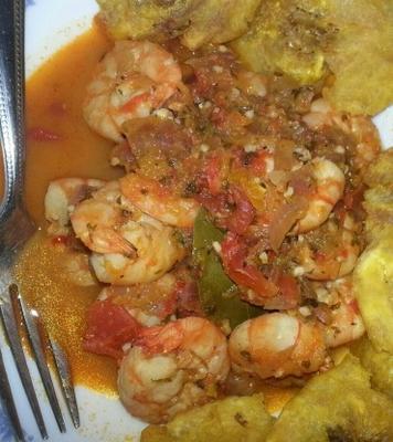 camarones enchilados - crevettes diaboliques