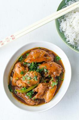 poulet au piment indien